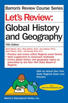 Let's Review Global History and Geography By Willner, Mark